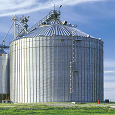 Commercial Storage Bins/Silos
