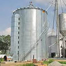 Commercial Grain Hopper Tanks